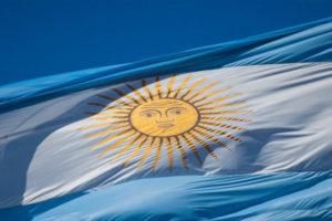 Feliz año nuevo de Buenos Aires