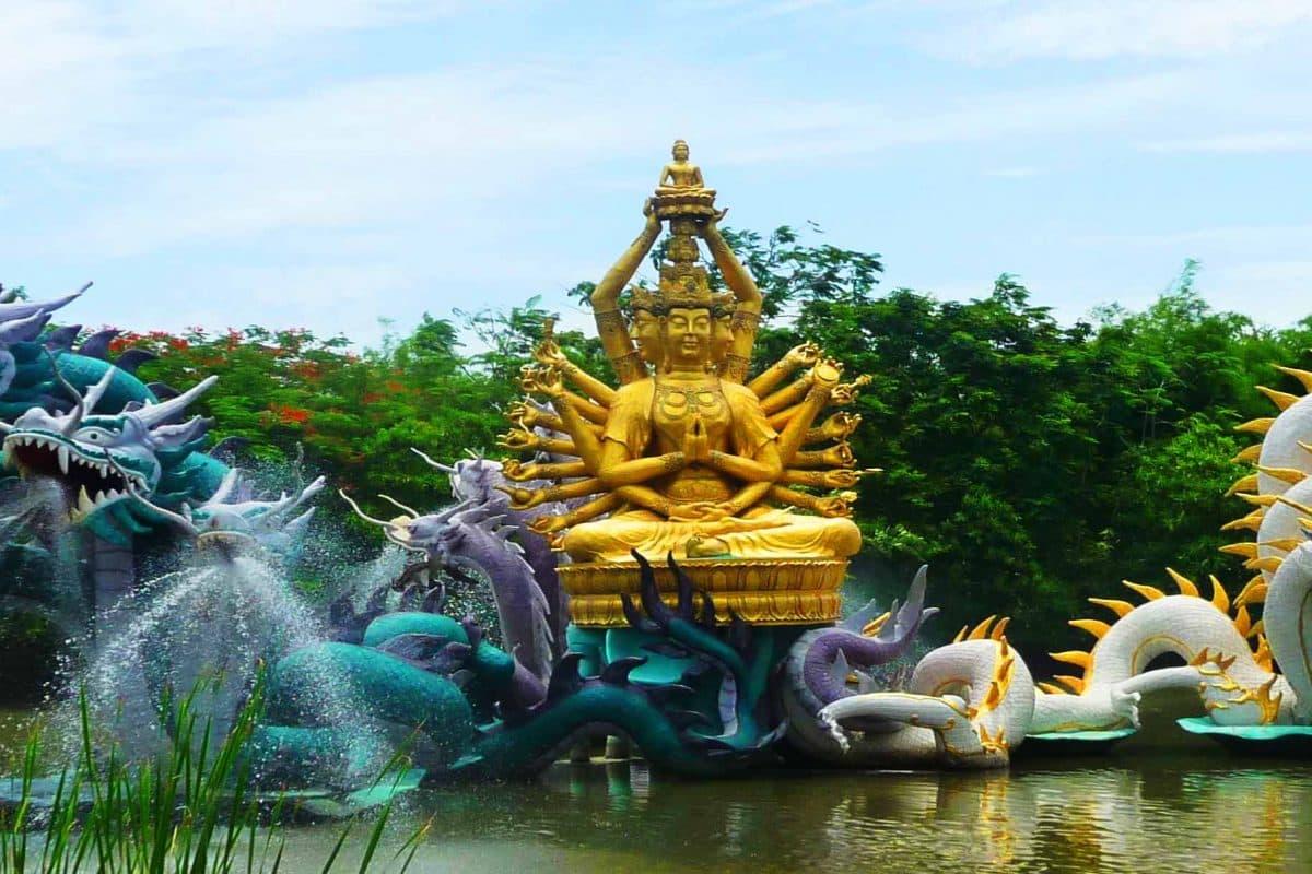 Bangkok : les premiers pas d'une voyageuse en solo – DAY 3