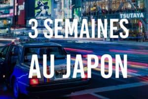 Japon : 3 semaines, combien ça coûte ?