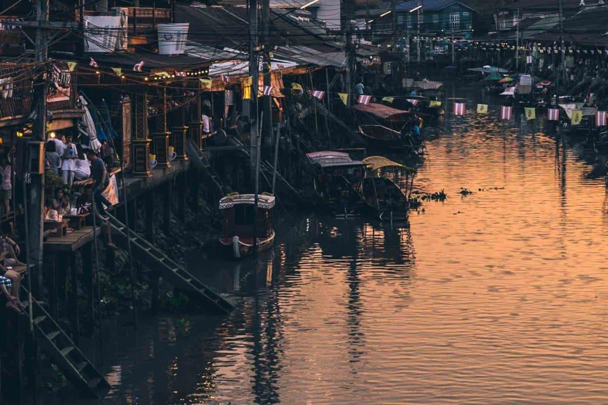 Bangkok : les premiers pas d'une voyageuse en solo – Jours 4 & 5
