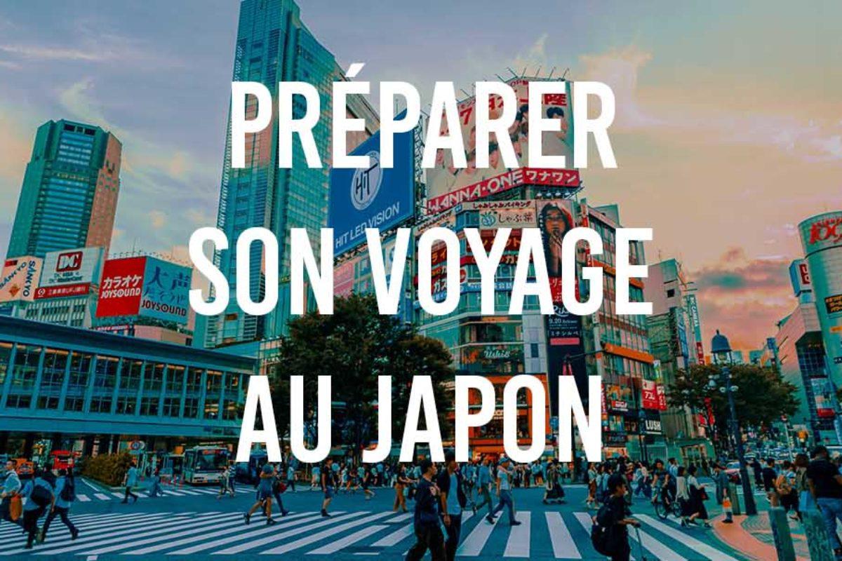 Préparer son voyage au Japon